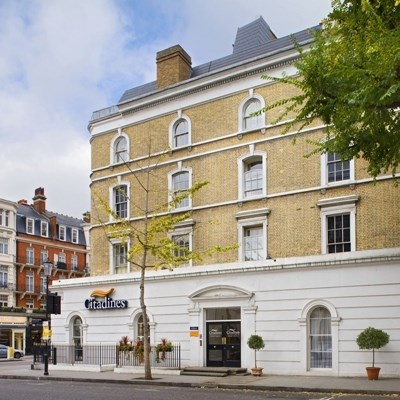 Citadines South Kensington London (Studio Deluxe/ Room Only)