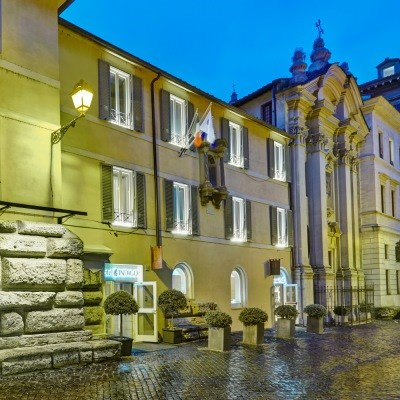 Hotel Indigo Rome - St. George (Executive)