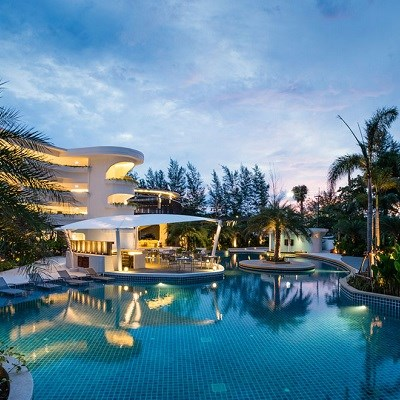 Novotel Phuket Karon Beach Resort & Spa (Superior/ Asian & Middle East Market)