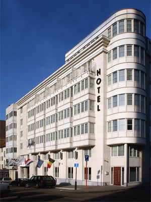 HOTEL BEST WESTERN BRUSSELS CITY CENTRE