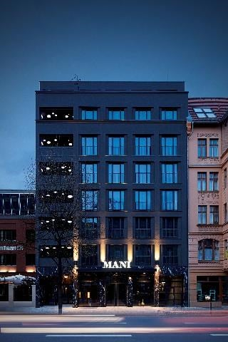 Mani Hotel By Amano Group