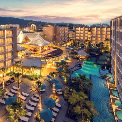 Grand Mercure Phuket Patong (1-Bedroom Pool Villa)