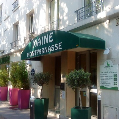 Campanile Paris 14 - Maine Montparnasse (Minimum 2 Nights)