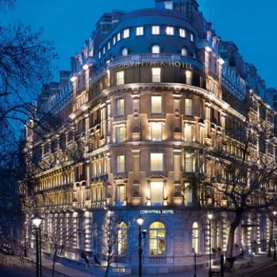 Corinthia London (Junior Suite)