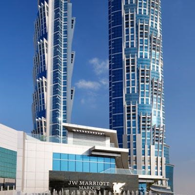 JW Marriott Marquis Hotel (Deluxe/ Room Only)