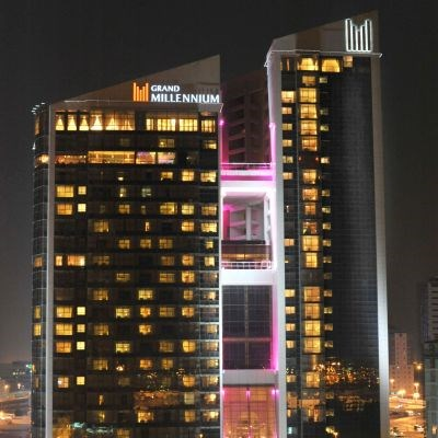 Grand Millennium Dubai (1-Bedroom Suite/ Room Only)