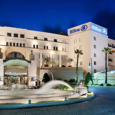 Hilton Malta (Deluxe Plus/ Sea View/ Room Only)