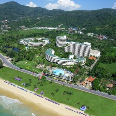 Hilton Phuket Arcadia Resort & Spa (Deluxe Garden View/ Asian & Middle East Market)