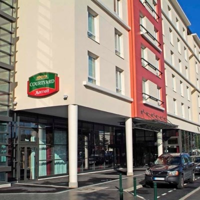 Courtyard by Marriott Paris Defense West - Colombes (Non-Refundable)