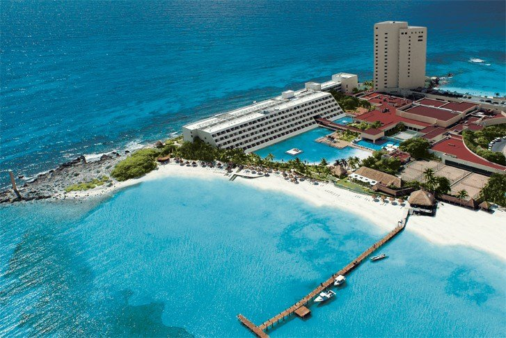 DREAMS SANDS CANCUN - DELUXE PARTIAL OCEAN VIEW-