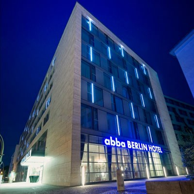 abba Berlin Hotel (Minimum 4 Nights)