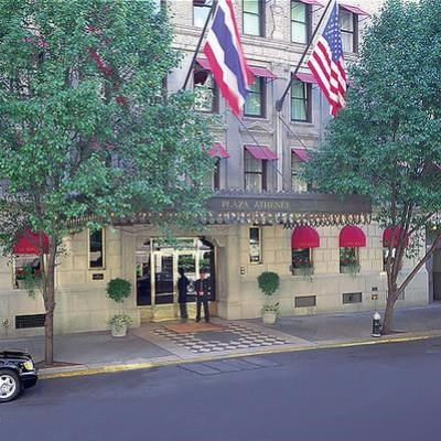 Plaza Athenee New York (Deluxe/ Room Only)