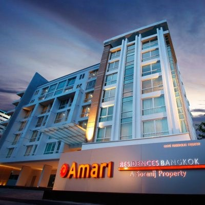Amari Residences Bangkok (Studio Apartment)