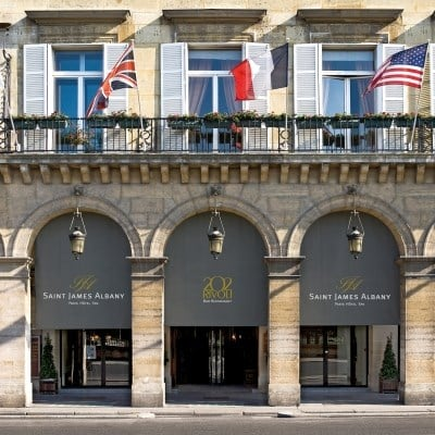 Saint James Albany Paris Hotel Spa (Room Only)
