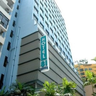 Hotel 81 Bencoolen (Room Only)