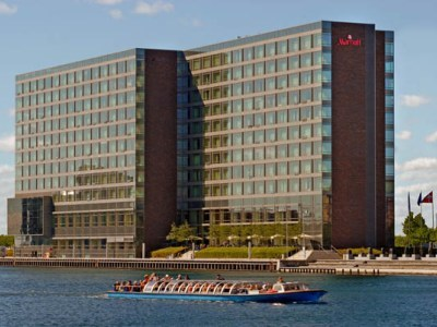 MARRIOTT COPENHAGEN (WATER VIEW)