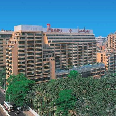 Pyramisa Suites Hotel & Casino - Cairo (City View/ Room Only)