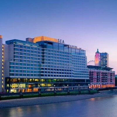 Mondrian London at Sea Containers (Deluxe River View)