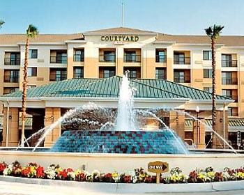 COURTYARD ORLANDO LAKE BUENA VISTA - MARRIOTT VLG.