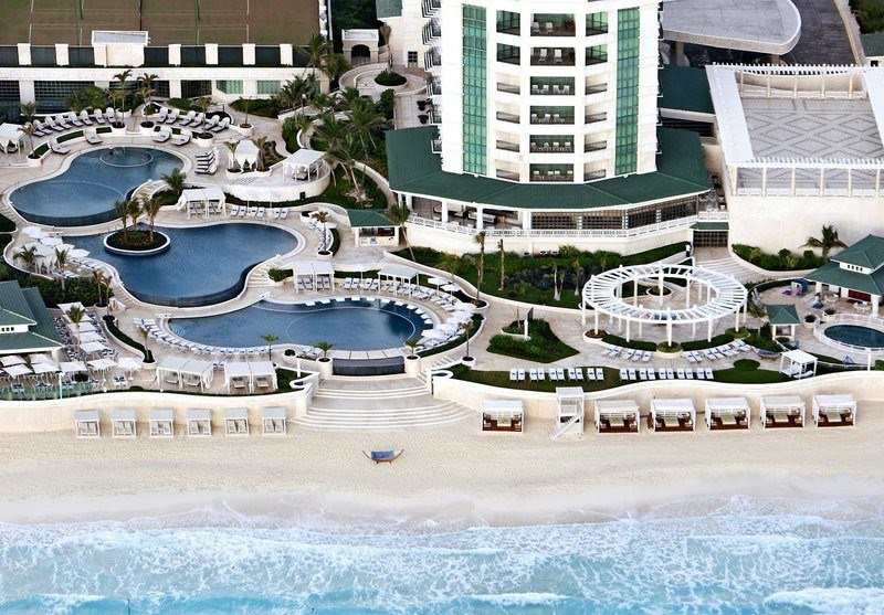 LE MERIDIEN CANCUN RESORT AND SPA