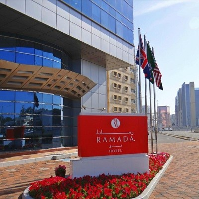 Ramada Abu Dhabi Corniche (Deluxe City View/ Room Only)