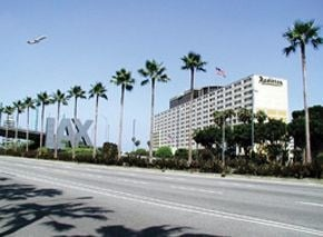 The Concourse Hotel at Los Angeles Airport