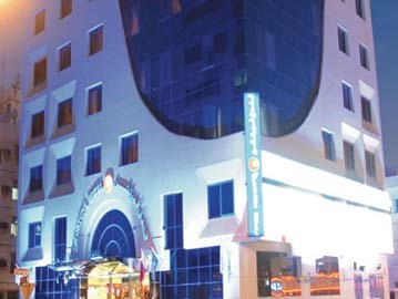Smana Hotel, Al Riqqa (formerly Fortune Hotel)