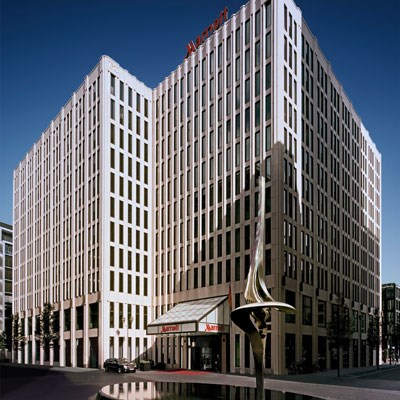 Berlin Marriott Hotel (Deluxe/ Room Only)