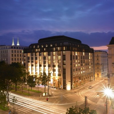 Hilton Vienna Plaza (Executive)