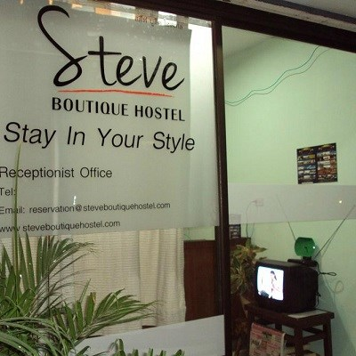 Steve Boutique Hostel (Room Only)
