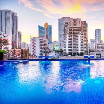 Admiral Premier Sukhumvit by Compass Hospitality (Superior Studio/ Room Only)