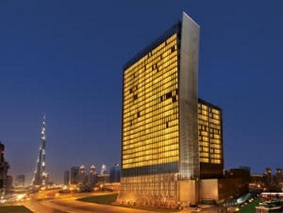THE OBEROI DUBAI HOTEL