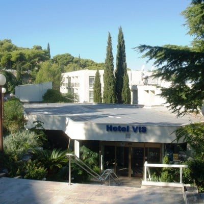 Hotel Vis (Sea View)