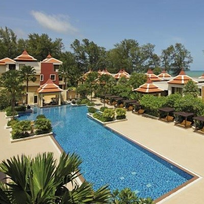 Moevenpick Resort Bangtao Beach Phuket (1-Bedroom Sea View Pool Suite)