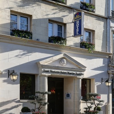 Best Western Majestic Paris (Superior)