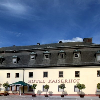 Kaiserhof (Comfort Plus/ 10km from Salzburg)