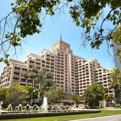 InterContinental Century City at Beverly Hills (Superior City 2 Double/ Room Only)