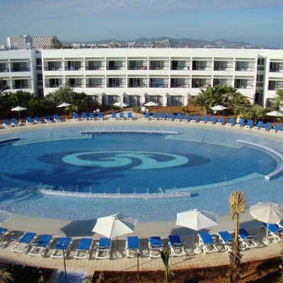 Grand Palladium Palace Ibiza Resort & Spa (All Inclusive)