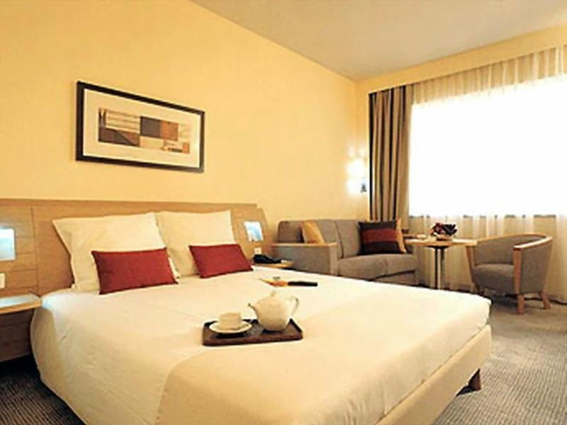 HOTEL NOVOTEL WORLD TRADE CENTRE DUBAI