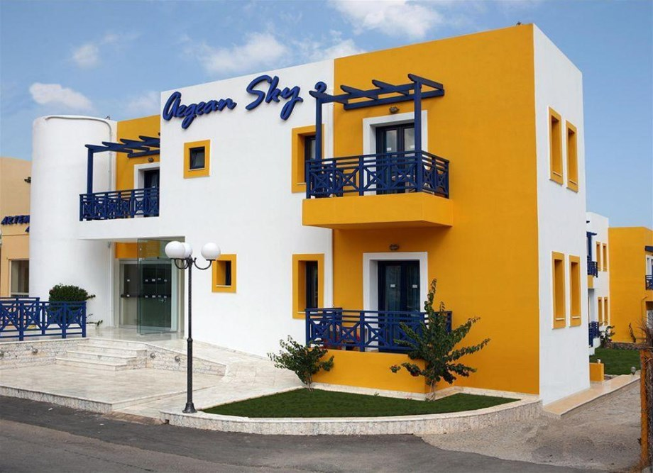Aegean Sky Hotels And Suites