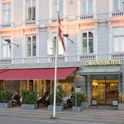 Grand Hotel (Minimum 2 Nights)