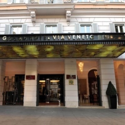 Grand Hotel Via Veneto Rome (Superior/ Minimum 3 Nights)