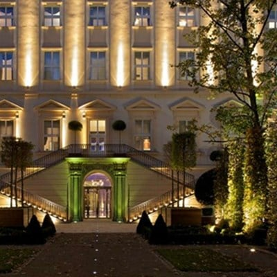 Kempinski Hybernska Prague (Executive Suite)