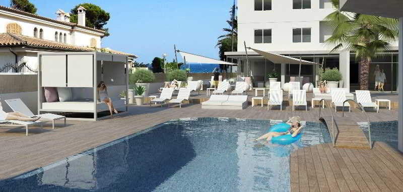 CHILLOUT HOTEL TRITON BEACH (ONLY ADULTS)