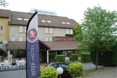 INTER-HOTEL Paris Nord Roissy Bagatelle