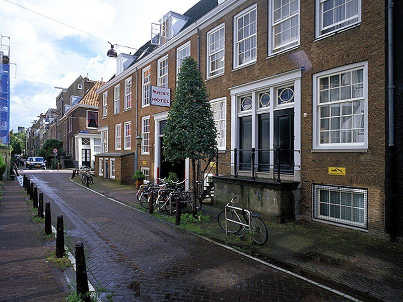 MERCURE AMSTERDAM CENTRE CANAL DISTRICT (EX. MERCURE AMSTERDAM ARTHUR FROMMER)
