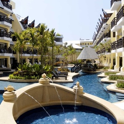 Woraburi Phuket Resort & Spa (Superior Pool View/ Room Only)