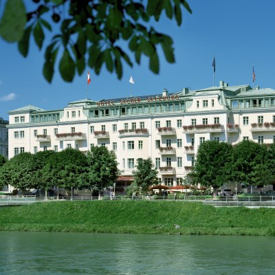 Sacher Salzburg (Junior Suite)