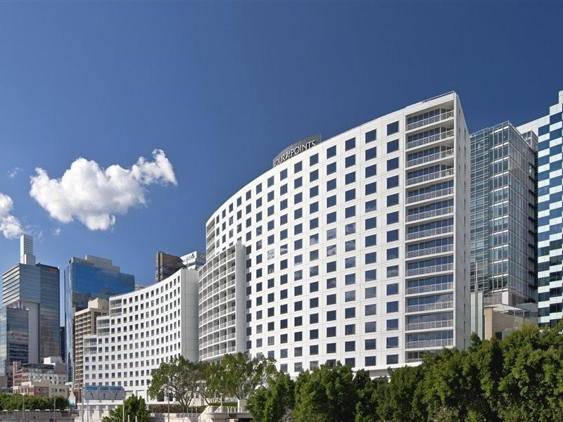 Hyatt Regency Sydney (Ex Four Points By Sheraton Darling Harbour)
