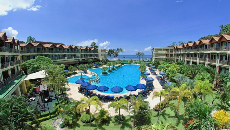 PHUKET MARRIOTT RESORT & SPA,